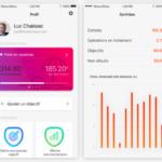 Captures d'écran de l'application Sqirl